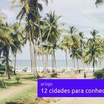 cidades para conhecer no brasil