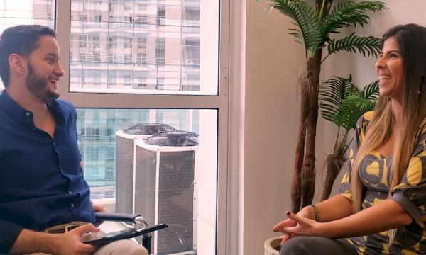 Entrevista Maya Garcia